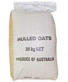 Avi Hulled Naked Oats 20kg