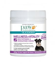 Paw Wellness+Vitality Multivitamin Chews 300g