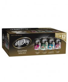My Dog 12x400g Gourmet Multipack