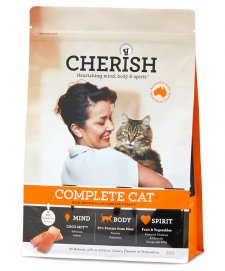 Cherish for Cats Complete Cat 3kg