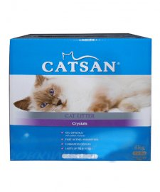 Catsan Crystals Premium Cat Litter 6Kg