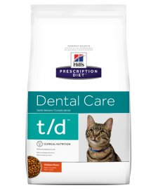 Hills Prescription Diet Feline t/d 1.5kg