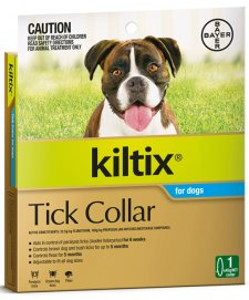 Bayer Kiltix for Dogs Flea Tick Collar 66cm