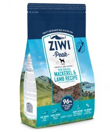 Ziwi Peak Dog Food Air Dried 4kg Mackerel and Lamb