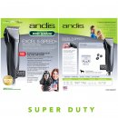 Andis SuperDuty Excel 5 Speed Clipper