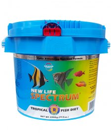 New Life Spectrum Tropical Regular Sinking (1mm-1.5mm) 2200g