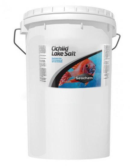 Cichlid Tank Salt Seachem Cichlid Lake Salt 20kg