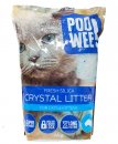 Poo Wee Silica Crystals Cat Litter 6kg