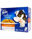 Felix Cat 12x85g Adult Country Menus