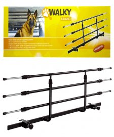 Walky Vehicle Dog Guard for Large Dogs fits all cars