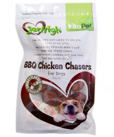 Jerhigh 100g BBQ Chicken Chasers for Dogs