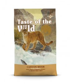 Taste of the Wild Grain Free Cat 2kg Canyon River