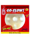 Dogit Go Slow Anti-Gulping Dog Dish 300ml White