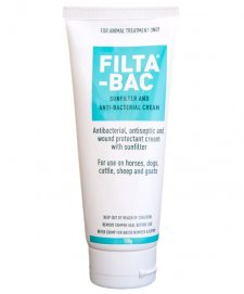 Ceva Filta-Bac Sunfilter Anti-Bacterial Cream Tube 120g