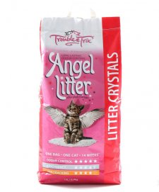 Trouble & Trix Litter Angel Crystals 15ltr/6.4kg