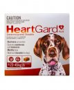 Heartgard Plus Dog 6Pack Brown 23-45Kg