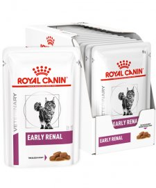 Royal Canin Prescription Feline Early Renal S/O 12x85g Chicken