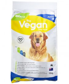 Biopet Vegan Dog Food Adult 12kg