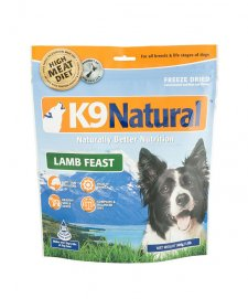 K9 Natural Lamb 500g (makes 2kg)