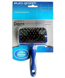 Euro Groom Hedgehog Slicker Brush Medium
