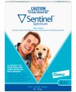 Sentinel Spectrum Chews Dog 22-45Kg Large Blue 3Pack