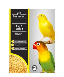 Passwell Egg and Biscuit 500g