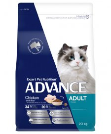 Advance Cat Adult Total Wellbeing Chicken 20kg