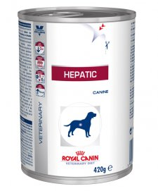Royal Canin Prescription Canine Hepatic 12x420g