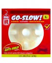 Dogit Go Slow Anti-Gulping Dog Dish 1.2Ltr White