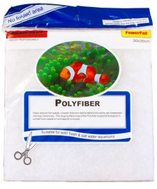Aquaworks Polyfibre Micro Pad 30x30x2cm for Fresh Water and Salt Water