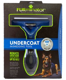 Furminator Box Deshedding Tool Dogs Large Short Hair