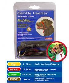 Beaupets Gentle Leader Small - Black