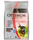 Optimum Dog Puppy large Breed Chicken 15Kg
