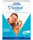 Sentinel Spectrum Chews Dog 22-45Kg Large Blue 6Pack