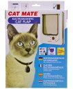 Petmate Cat Mate Door Electromagnetic 4Way Locking White