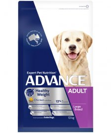 Advance Dog Adult Large+ Breed Weight Control 13kg