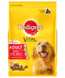 Pedigree MB Adult Beef 3kg
