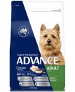 Advance Dog Adult Small Breed Chicken 8kg