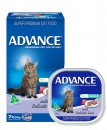 Advance Cat Wet Multipack 7x85g Adult Delicate Tuna