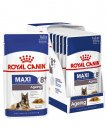 Royal Canin Dog Wet 10x140g Maxi Ageing 8+