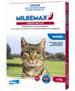 Milbemax Allwormer For Cats 2-8kg 2 Tablets