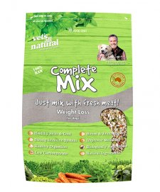 Vets All Natural Complete Mix Weight Loss Refill 15Kg