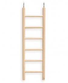 Kazoo Ladder 6Step Wooden Small