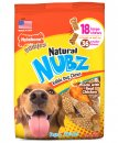 Nylabone Nubz Bone Chicken Bacon 18Pack Large