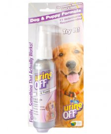 Urine Off Dog And Puppy 118ml