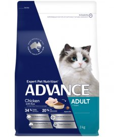 Advance Cat Adult Total Wellbeing Chicken 3kg
