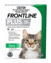 Frontline Plus Cat Green 3Pack