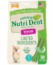 Nylabone NutriDent Fresh Breath 20Pack 540g Medium