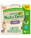 Nylabone NutriDent Fresh Breath 20Pack 1kg Large