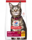 Hills Feline Adult Optimal Care 4kg
